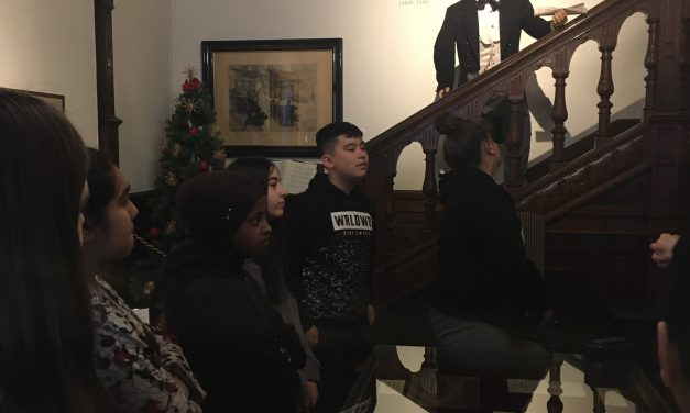 Besuch im Haus der Musik