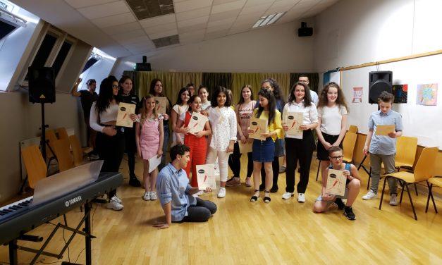 Redewettbewerb und Gala