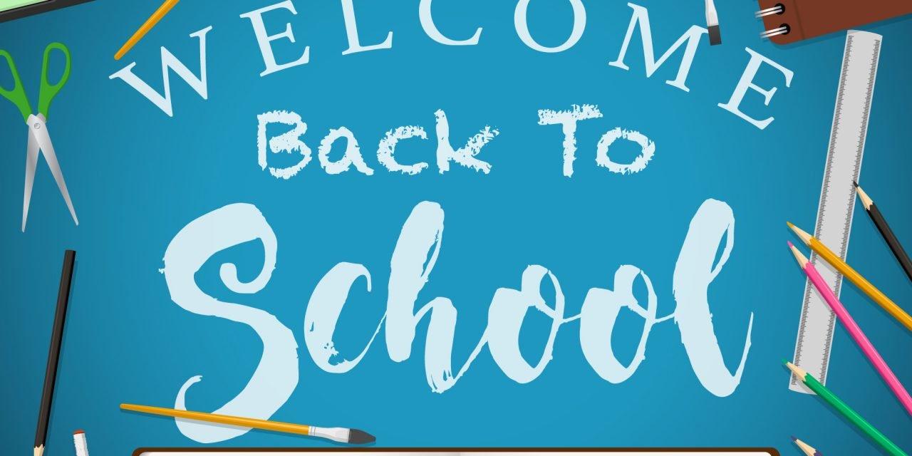 1. Schulwoche – Schuljahr 2020/21